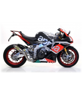 Silencieux Aprilia RSV4RR-RF 15-16 / Arrow GP2