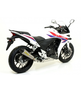 Silencieux Honda CBR500R 13-15 / Arrow X-Kone