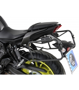 Supports valises Yamaha MT-07 2018- Hepco-Becker