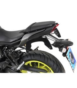 Supports sacoches Yamaha MT-07 2018-2020 / Hepco-Becker