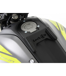 Support sacoche réservoir Yamaha MT-07 2018- Hepco-Becker