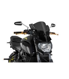 Bulle Yamaha MT-07 2018 - Puig Rafale