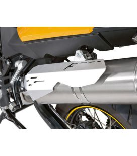 Protection thermique BMW F800GS 2017- Wunderlich Argent
