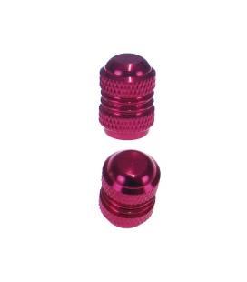 Capuchons de valve Wunderlich Standard Red