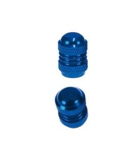 Capuchons de valve Wunderlich Standard Blue