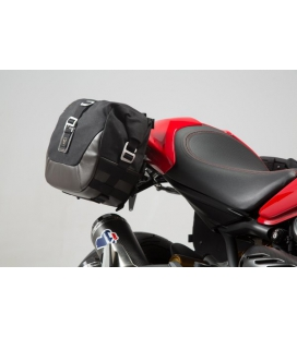 Kit sacoches Ducati Monster 797 - SW Motech Legend Gear