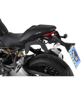 Support sacoche Ducati Monster 821 (2018-) Hepco-Becker 6307565 00 01