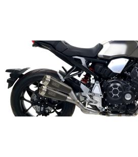 Double silencieux Honda CB1000R 18-19 / Arrow Pro-Race Black