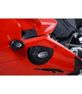 Couvre-carter d'alternateur Panigale V4 - RG Racing