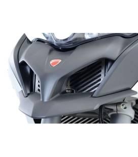 Protection radiateur huile Multistrada - RG Racing