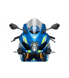 Ailerons de carénages Puig Downforce Suzuki GSXR 1000 2017-2018