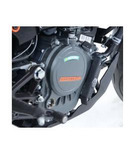 Slider moteur droit Duke 125 - RG Racing ECS0120BK