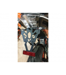 Support de plaque DUKE 125-390 / V-Parts