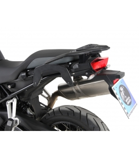 Supports sacoches BMW F750GS - Hepco-Becker