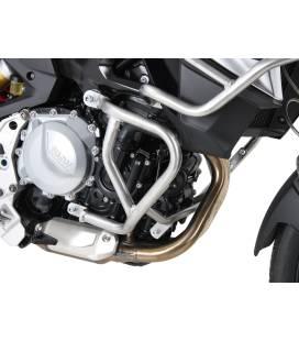 Pare carters F750GS - Hepco-Becker Inox