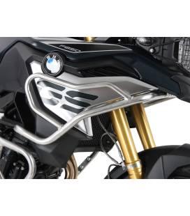 Protection réservoir F750GS - Hepco-Becker Chrome