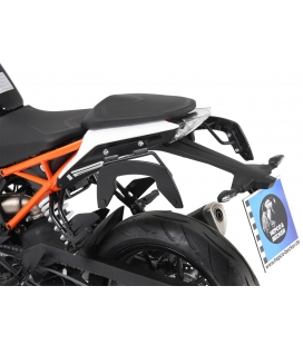 Support sacoche KTM 125 DUKE 2017- Hepco-Becker