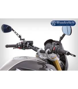 Guidon pour BMW S1000XR - Wunderlich Argent