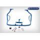 Protection réservoir bleu BMW R1250GS - Wunderlich
