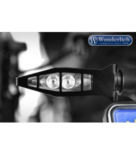 Protections clignotants avant BMW R1250GS ADV - Wunderlich