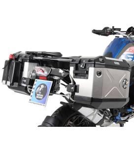 Kit valises BMW R1250GS - Hepco-Becker Xplorer Alu