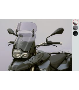Bulle BMW F650GS - MRA X-Creen Clair