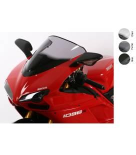 Bulle HP MRA Ducati Multistrada 1200 15-17 noir