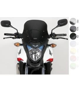Bulle Honda CB500X - MRA Tourisme Noir