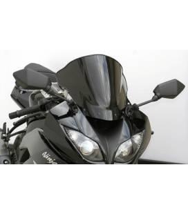 Bulle Kawasaki ZX6R 2009-2017 / MRA Racing Noir