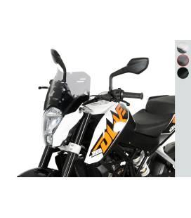 Bulle KTM 200 Duke - MRA Sport Fumé