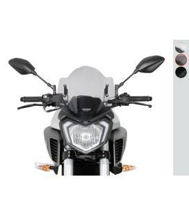 Bulle Yamaha MT-125 - MRA Racing Fumé