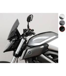 Bulle Yamaha MT-125 - MRA Racing Noir