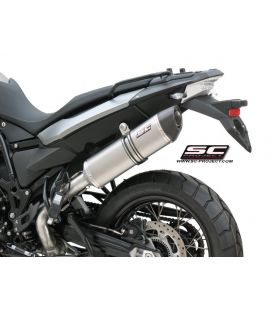 Silencieux BMW F800GS - SC Project B04-02T