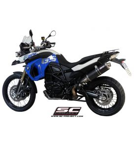 Silencieux BMW F800GS - SC Project B04-08C