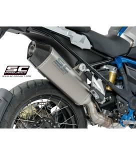 Silencieux BMW R1200GS Adv. 17-18 / SC Project X-Plorer