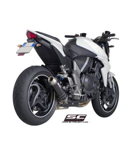 Silencieux Honda CB1000R - SC Project GP-EVO Carbone