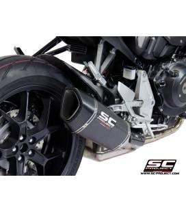 Silencieux CB1000R Neo Sport - SC Project SC1-R Carbone