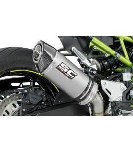 Silencieux Honda CBF1000 10-13 / SC Project Oval Titane