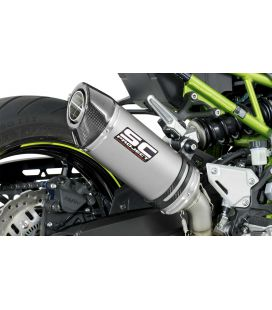 Silencieux Honda CBR600F - SC Project Titane