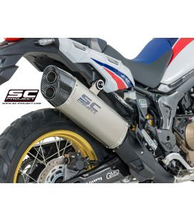 Silencieux CRF1000L Africa Twin - SC Project Adventure