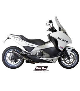 Silencieux Honda Integra 700 - SC Project Carbone