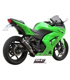 Silencieux Kawasaki Ninja 250R - SC Project GP-M2