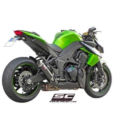 9c8256380eb5e Silencieux Kawasaki Z1000 10-13 / SC Project GP-M2