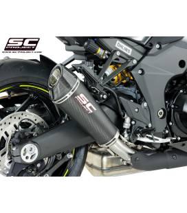 Silencieux Kawasaki Z1000 17-20 / SC Project Conico