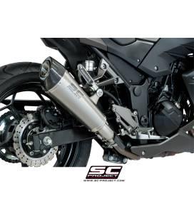 Silencieux Kawasaki Z300 - SC Project Conico