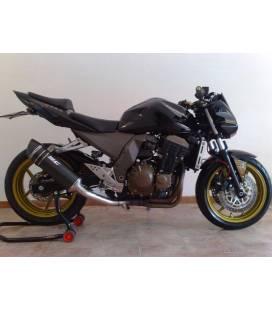 Silencieux Kawasaki Z750 04-06 / SC Project Oval Noir