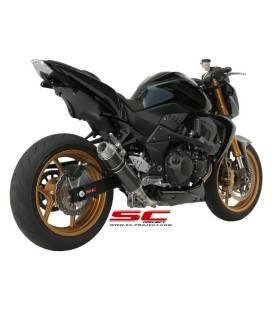 Silencieux Kawasaki Z750 07-14 / SC Project GP-EVO Carbone