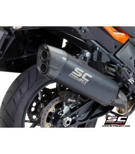 Silencieux KTM 1090 Adv - SC Project Titane Noir