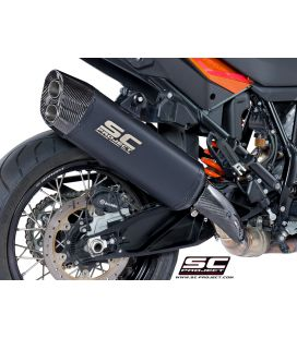 Silencieux 1290 Super Adventure - SC Project Noir