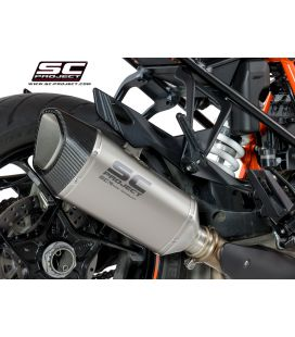 Silencieux 1290 Super Duke GT - SC Project Titane